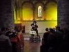 23-08-08. St-Prex (VD). Festival à l'Eglise Romane. Gautier Capuçon. Photo: Valdemar VERISSIMO